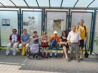 cesta do Boľkoviec