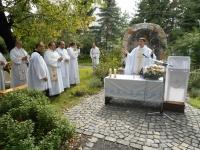 výročie vysvätenia kaplnky