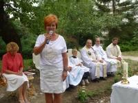 Posvätenie kaplnky